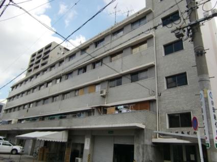 愛知県名古屋市千種区、千種駅徒歩9分の築46年 5階建の賃貸マンション