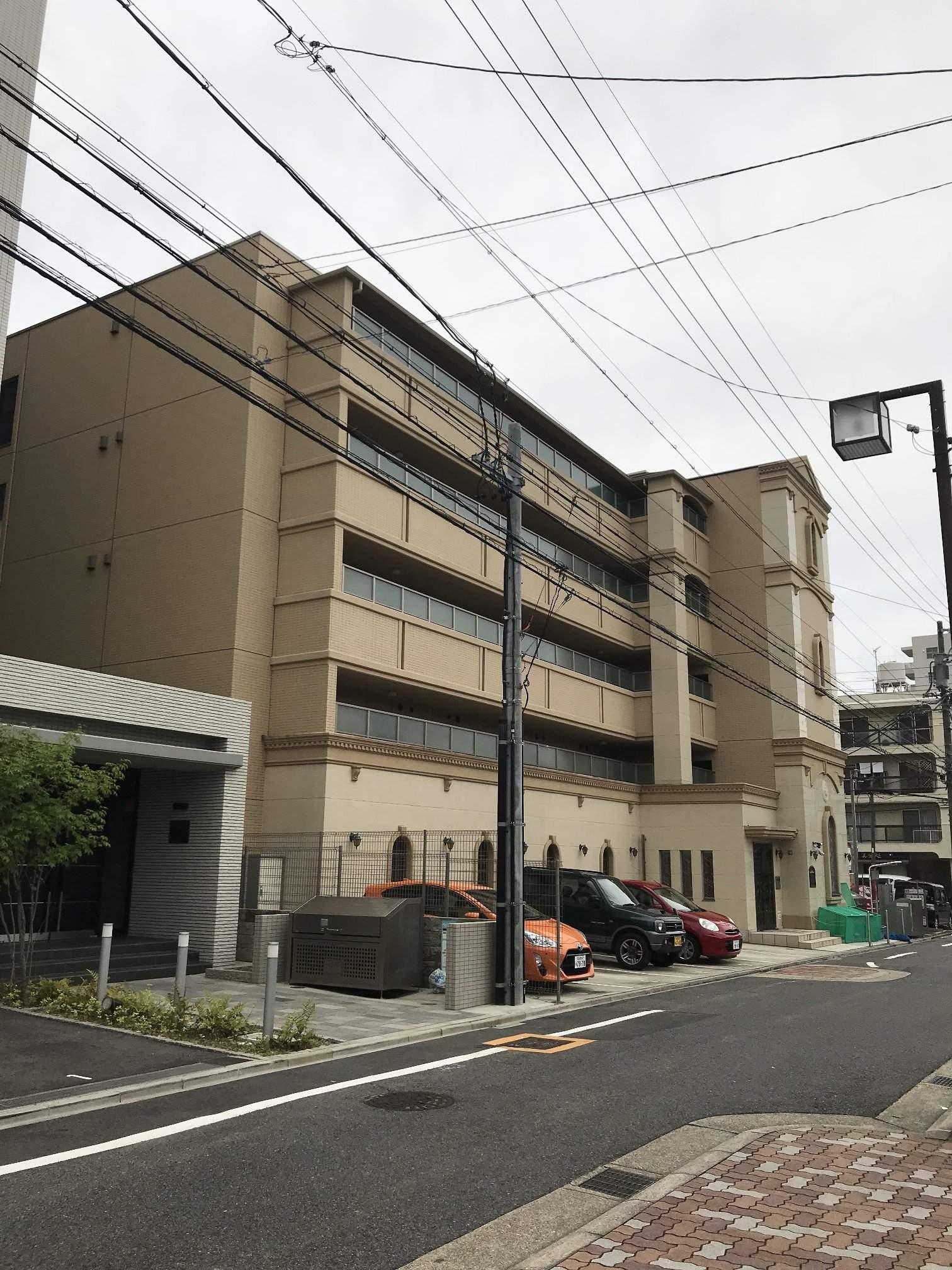 愛知県名古屋市千種区、東山公園駅徒歩4分の築3年 5階建の賃貸マンション