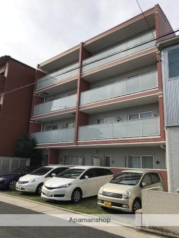 愛知県名古屋市千種区、今池駅徒歩8分の築3年 4階建の賃貸マンション