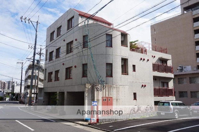 愛知県名古屋市千種区、池下駅徒歩9分の築10年 4階建の賃貸マンション