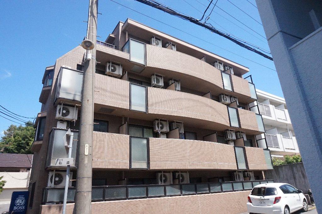 愛知県名古屋市千種区、東山公園駅徒歩13分の築19年 4階建の賃貸マンション