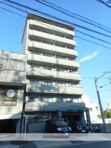 愛知県名古屋市千種区、池下駅徒歩15分の築17年 8階建の賃貸マンション