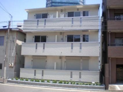 愛知県名古屋市千種区、千種駅徒歩5分の築7年 3階建の賃貸アパート