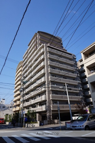 愛知県名古屋市千種区、今池駅徒歩5分の築21年 13階建の賃貸マンション
