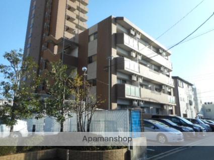 愛知県名古屋市千種区、今池駅徒歩10分の築9年 4階建の賃貸マンション