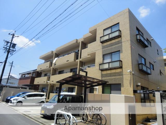 愛知県名古屋市千種区、今池駅徒歩18分の築29年 3階建の賃貸マンション