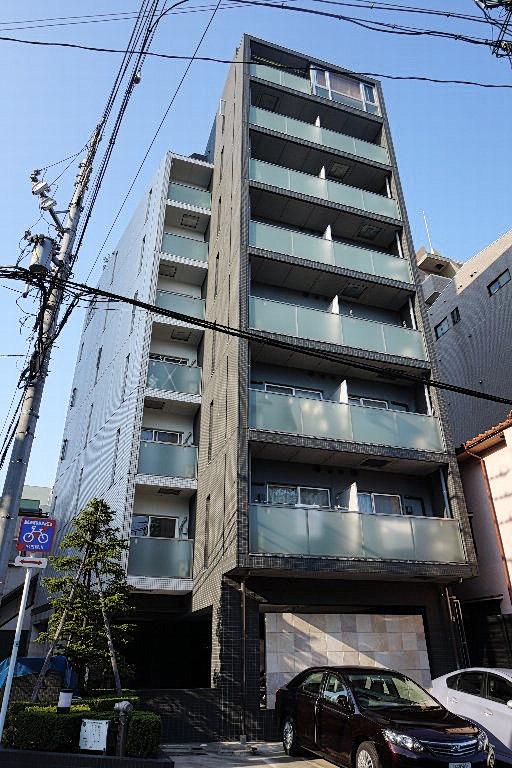 愛知県名古屋市千種区、池下駅徒歩11分の築13年 8階建の賃貸マンション