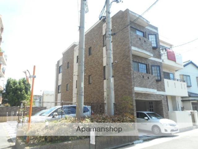 愛知県名古屋市昭和区、川名駅徒歩7分の築9年 3階建の賃貸マンション