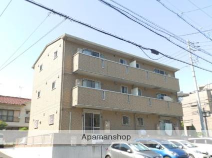 愛知県名古屋市千種区、今池駅徒歩16分の築8年 3階建の賃貸マンション