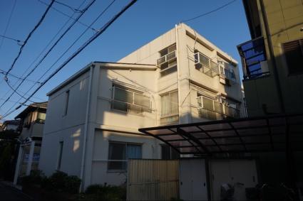 愛知県名古屋市千種区、今池駅徒歩18分の築31年 3階建の賃貸マンション
