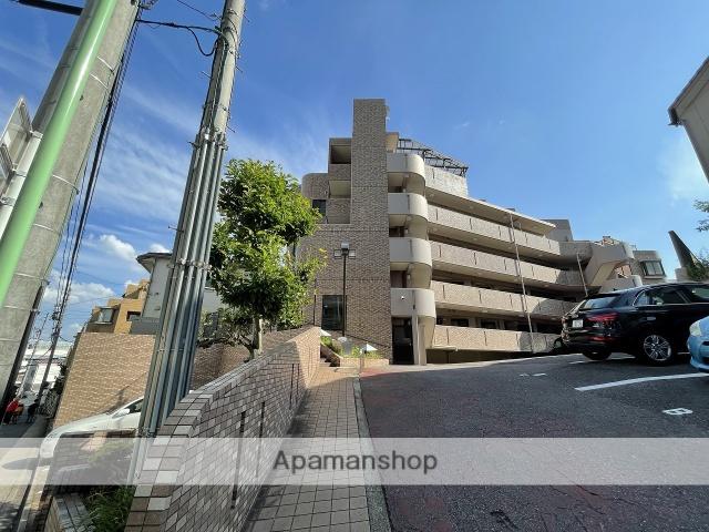 愛知県名古屋市千種区、池下駅徒歩10分の築23年 5階建の賃貸マンション