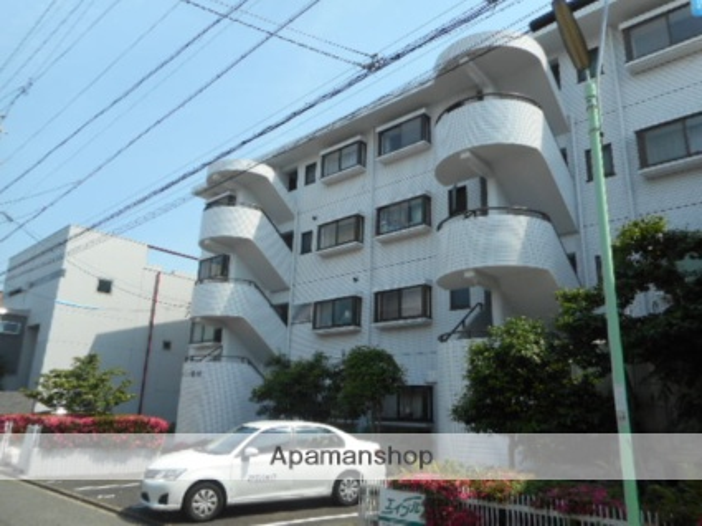 愛知県名古屋市東区、車道駅徒歩9分の築29年 4階建の賃貸マンション