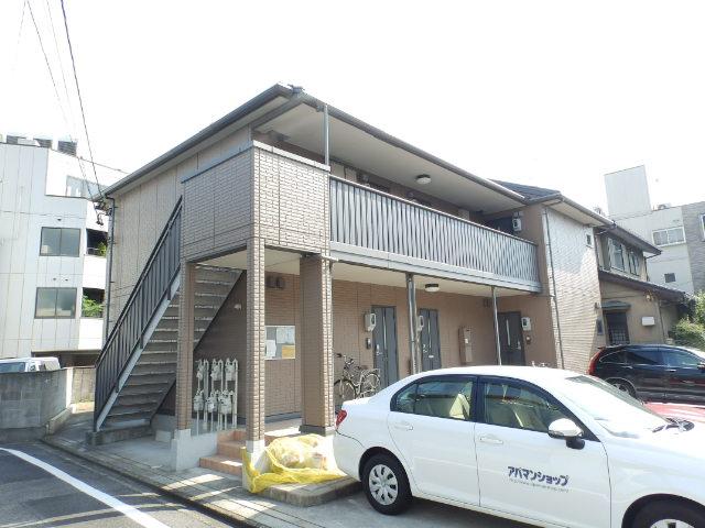 愛知県名古屋市千種区、池下駅徒歩10分の築10年 2階建の賃貸アパート