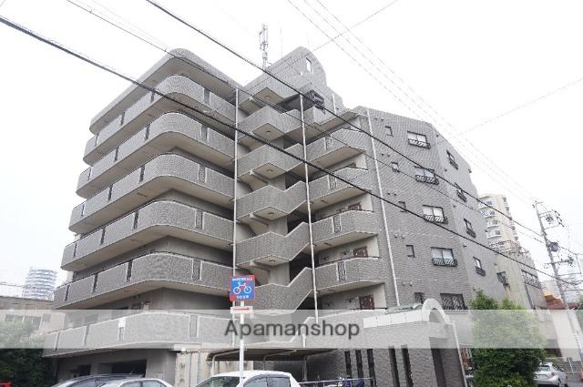 愛知県名古屋市東区、千種駅徒歩8分の築18年 7階建の賃貸マンション