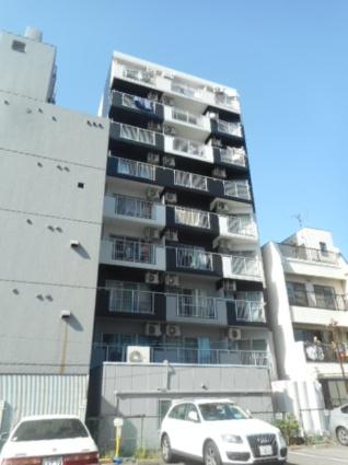 愛知県名古屋市東区、清水駅徒歩16分の築32年 9階建の賃貸マンション