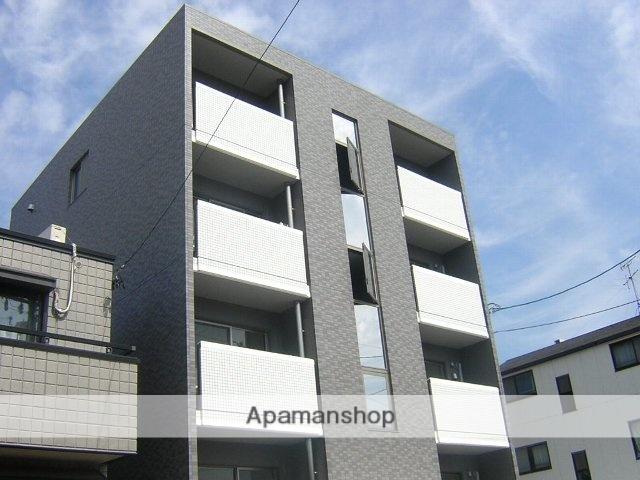 愛知県名古屋市東区、大曽根駅徒歩15分の築10年 4階建の賃貸マンション