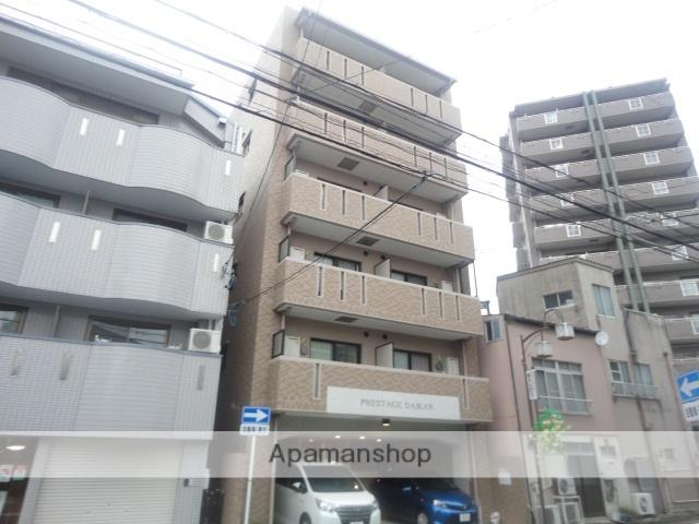 愛知県名古屋市東区、新栄町駅徒歩13分の築11年 6階建の賃貸マンション