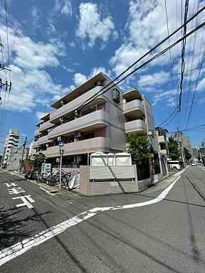 愛知県名古屋市千種区、千種駅徒歩14分の築24年 4階建の賃貸マンション