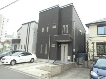 愛知県名古屋市東区、千種駅徒歩7分の築4年 2階建の賃貸一戸建て