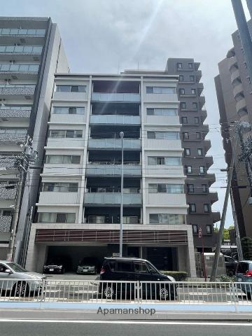 愛知県名古屋市千種区、池下駅徒歩14分の築2年 7階建の賃貸マンション