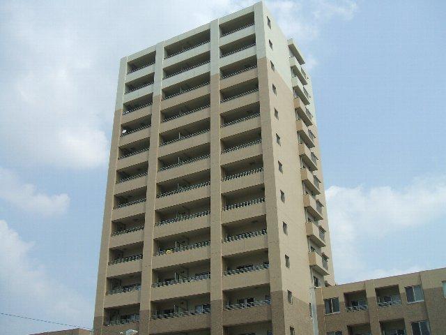 愛知県名古屋市東区、東大手駅徒歩6分の築9年 15階建の賃貸マンション