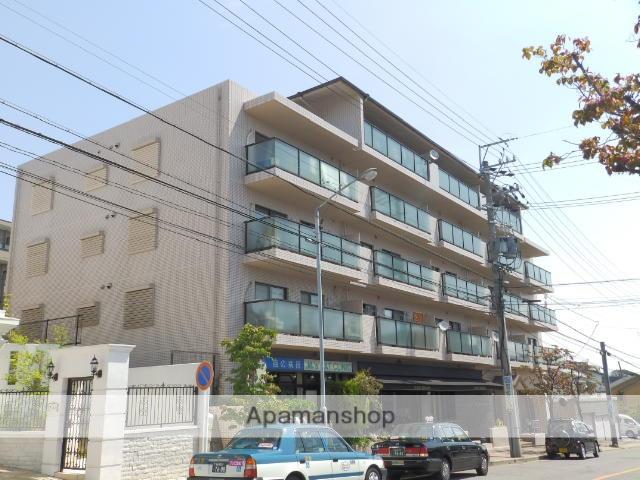 愛知県名古屋市千種区、池下駅徒歩11分の築28年 5階建の賃貸マンション