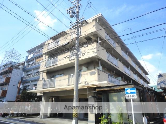 愛知県名古屋市千種区、千種駅徒歩9分の築38年 4階建の賃貸マンション