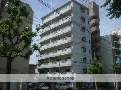 愛知県名古屋市千種区、千種駅徒歩10分の築28年 7階建の賃貸マンション