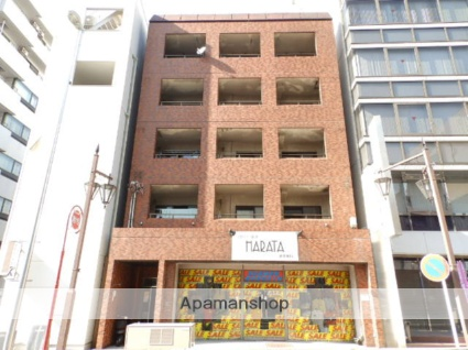 愛知県名古屋市千種区、今池駅徒歩9分の築34年 5階建の賃貸マンション