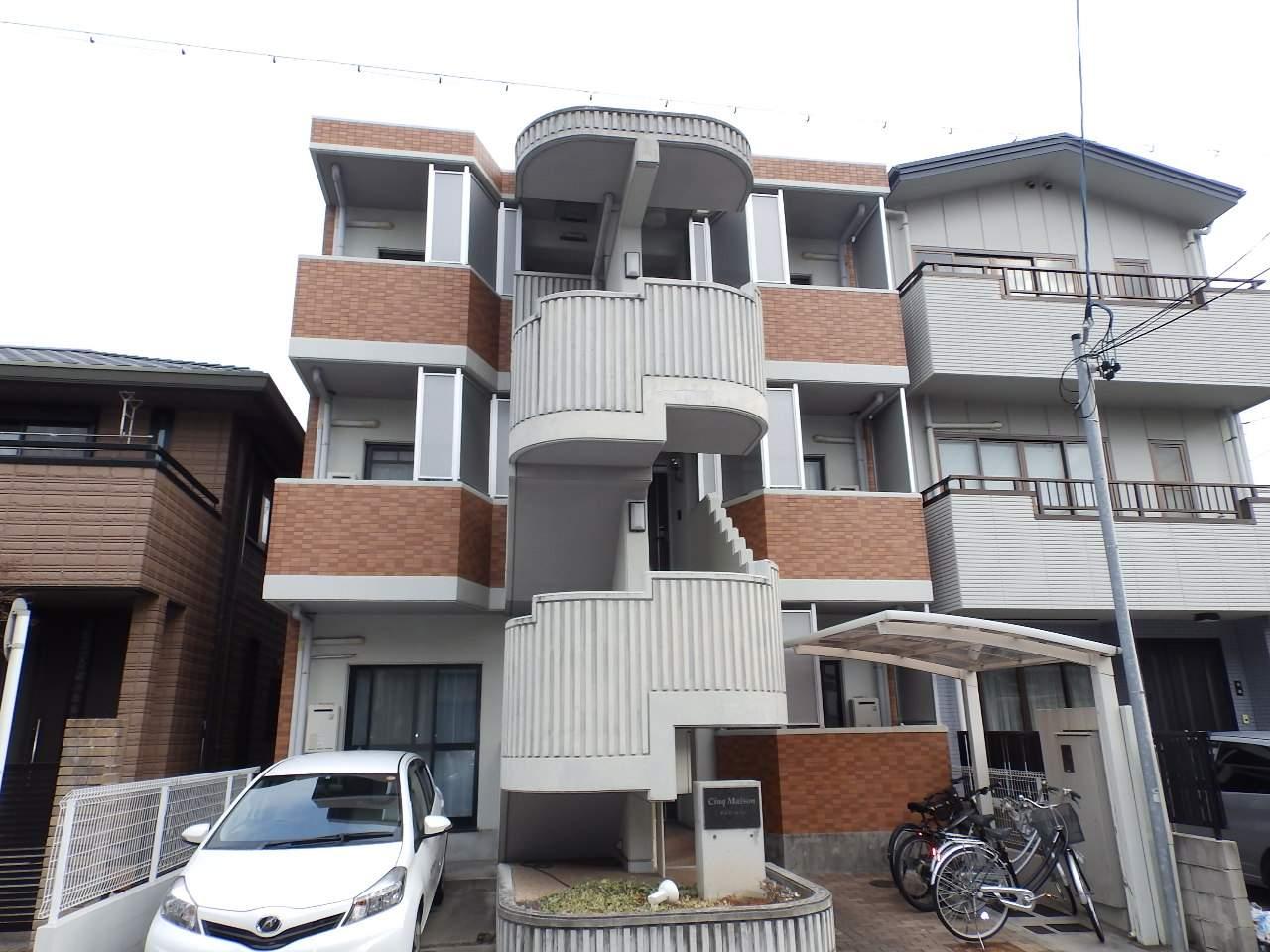 愛知県名古屋市昭和区、荒畑駅徒歩14分の築15年 3階建の賃貸マンション