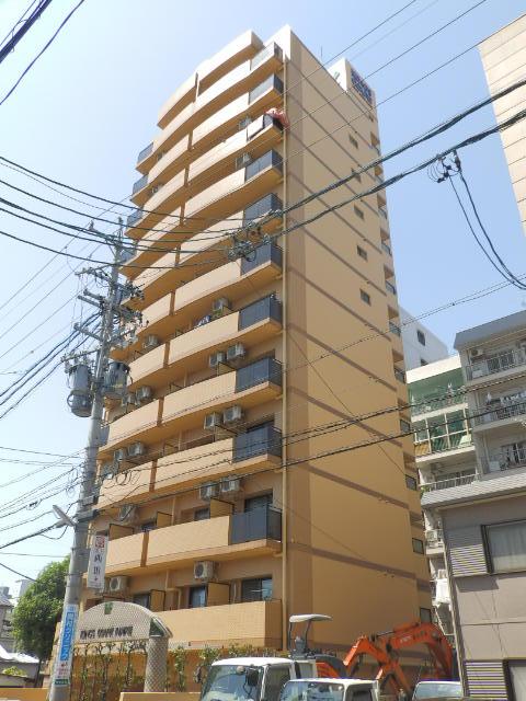 愛知県名古屋市千種区、千種駅徒歩11分の築26年 12階建の賃貸マンション