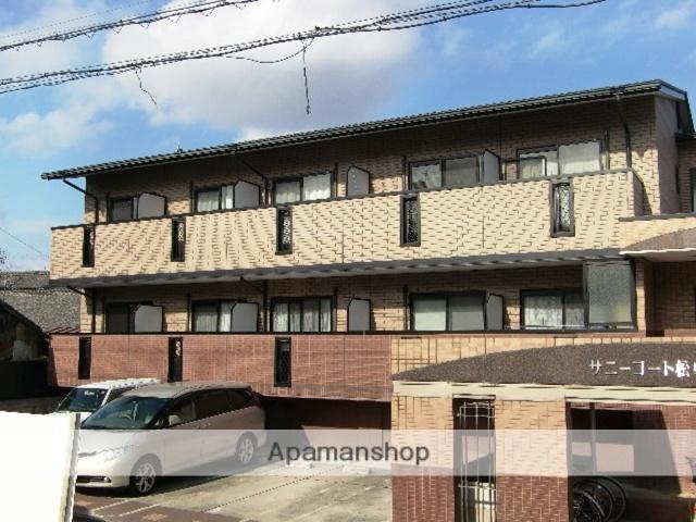 愛知県名古屋市千種区、千種駅徒歩18分の築15年 2階建の賃貸マンション