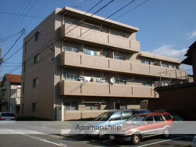 愛知県名古屋市千種区、今池駅徒歩12分の築27年 4階建の賃貸マンション