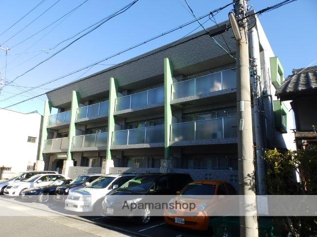 愛知県名古屋市千種区、千種駅徒歩10分の築14年 3階建の賃貸マンション