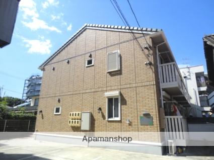 愛知県名古屋市昭和区、鶴舞駅徒歩17分の築8年 2階建の賃貸マンション