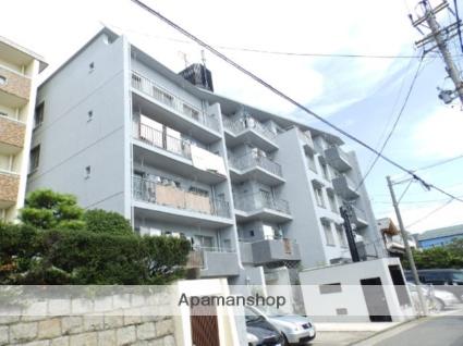 愛知県名古屋市千種区、池下駅徒歩5分の築46年 5階建の賃貸マンション