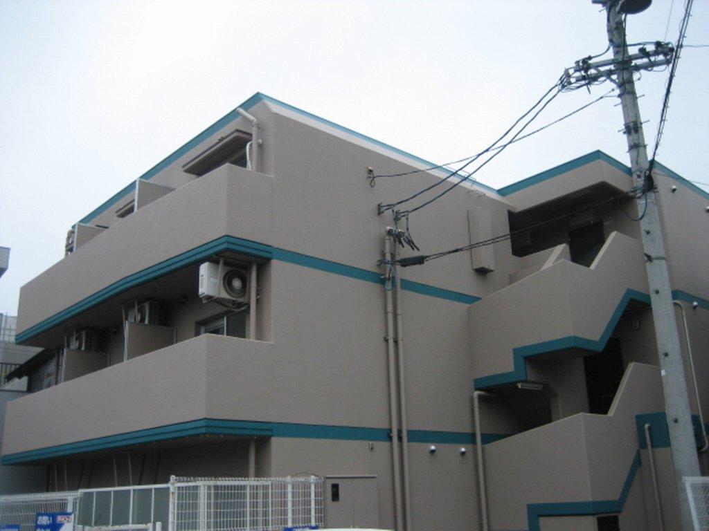 愛知県名古屋市千種区、御器所駅徒歩11分の築24年 3階建の賃貸マンション