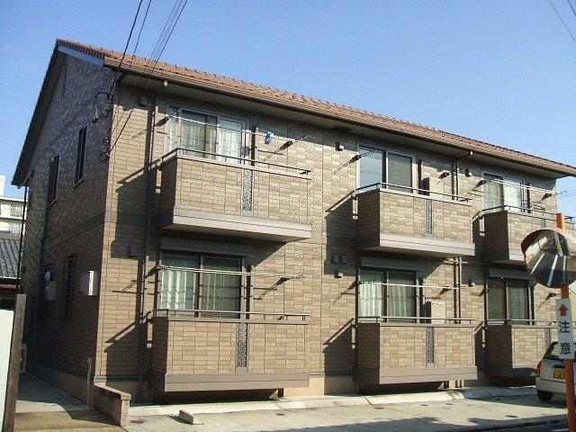 愛知県名古屋市千種区、今池駅徒歩8分の築12年 2階建の賃貸アパート
