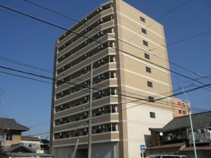 愛知県名古屋市北区、尼ヶ坂駅徒歩13分の築7年 10階建の賃貸マンション