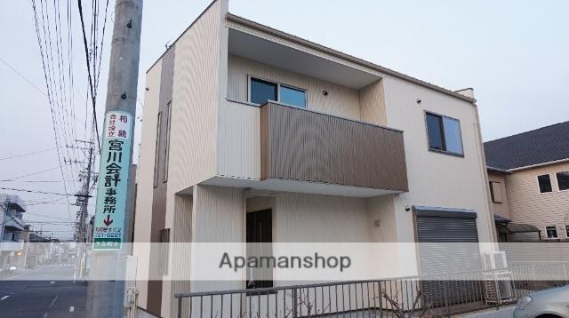 愛知県名古屋市千種区、池下駅徒歩13分の築2年 2階建の賃貸テラスハウス