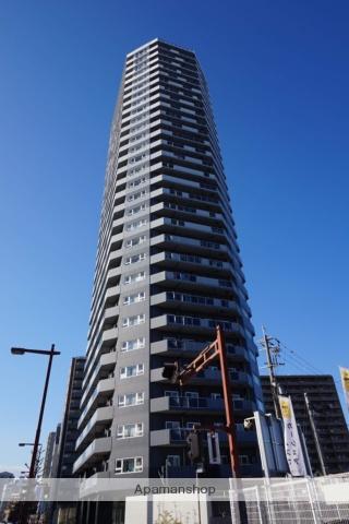 愛知県名古屋市千種区、千種駅徒歩5分の築7年 30階建の賃貸マンション