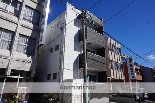 愛知県名古屋市千種区、今池駅徒歩13分の築2年 3階建の賃貸アパート