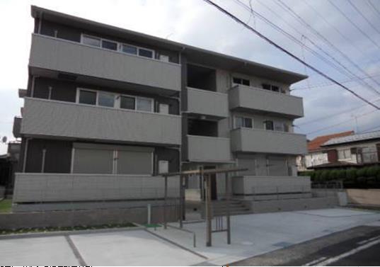 愛知県名古屋市千種区、自由ヶ丘駅徒歩33分の築2年 3階建の賃貸アパート