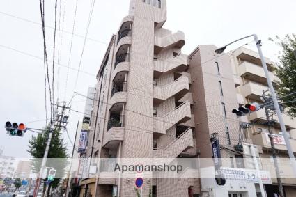 愛知県名古屋市東区、大曽根駅徒歩11分の築26年 6階建の賃貸マンション