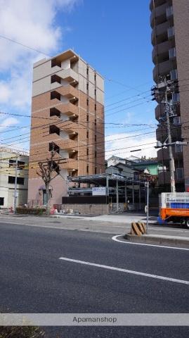 愛知県名古屋市千種区、池下駅徒歩15分の築2年 8階建の賃貸マンション