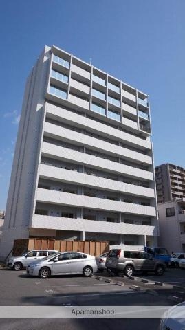 愛知県名古屋市東区、新栄町駅徒歩9分の築2年 10階建の賃貸マンション