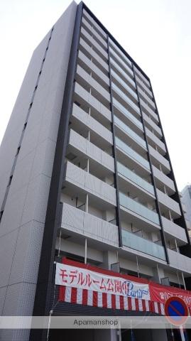 愛知県名古屋市昭和区、荒畑駅徒歩13分の築2年 13階建の賃貸マンション