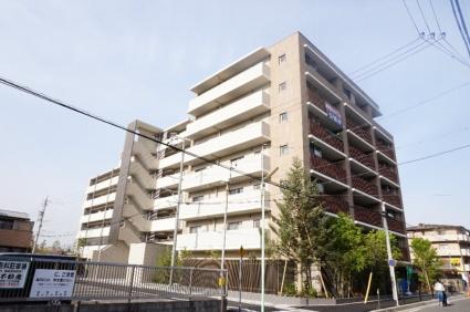 愛知県名古屋市東区、東大手駅徒歩10分の築1年 7階建の賃貸マンション