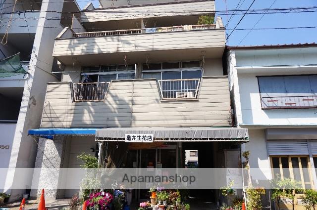 愛知県名古屋市千種区、覚王山駅徒歩11分の築45年 4階建の賃貸マンション