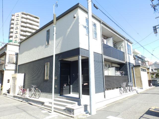 愛知県名古屋市東区、千種駅徒歩10分の築6年 2階建の賃貸アパート